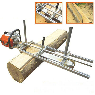 £76.42 • Buy Portable Chainsaw Mill Attachment Lumber Milling Planking 14  To 36  Guide Bar