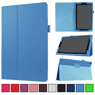 £6.09 • Buy For Amazon Kindle Fire HD10 Plus 2021 11th Generation PU Leather Flip Case Cover