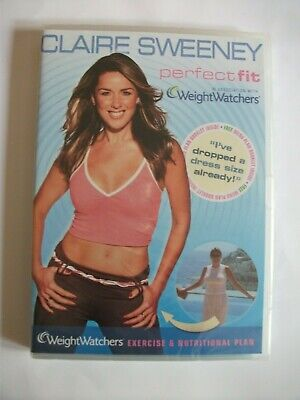 £3.50 • Buy New & Sealed Claire  Sweeney -perfect Fit Exercise & Nutritional Dvd