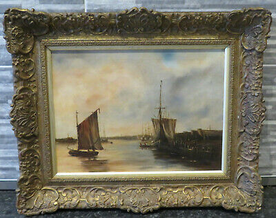 £345 • Buy Fishing Vessels Coming Into Harbour C.m.maskell Listed 1846-1933
