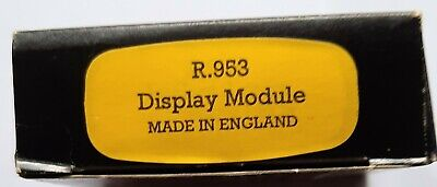 £12.99 • Buy Hornby R953 Zero 1 Phase 3 Accessory Display Module Extension Boxed