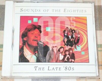£11.35 • Buy Time Life Sounds Of The Eighties The Late 80s CD