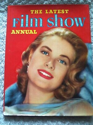 £1.49 • Buy FILM SHOW ANNUAL. 1950s, GRACE KELLY, . FRONT COVER.