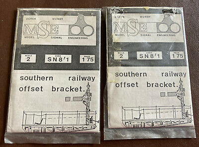 £1.95 • Buy MSE N Gauge 2mm Etched Brass Southern Railway Signal Kit Parts New Unused