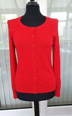 £24.99 • Buy Kettlewell Womens Red Cardigan Size S