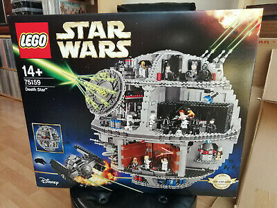 £359.99 • Buy Lego Star Wars Death Star 75159 Boxed New And Unopened - Free Postage