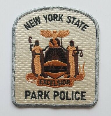 £11.66 • Buy New York State Park Police Patch, New Condition