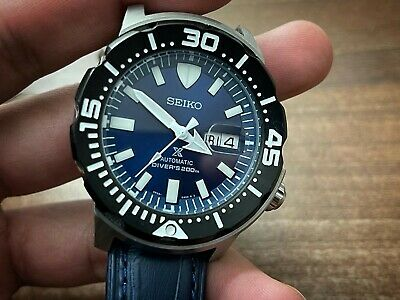 $ CDN360.33 • Buy Seiko Prospex Monster Divers 200m Black Dial Automatic Watch, Japan Made