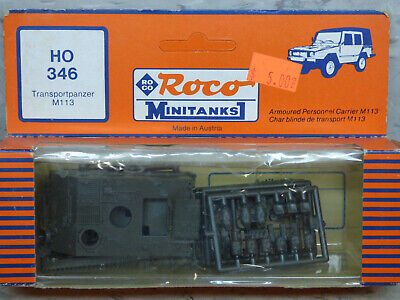 $17.95 • Buy Roco Minitanks New Modern US M-113 A1 Armored Personnel Carrier Lot#4944K