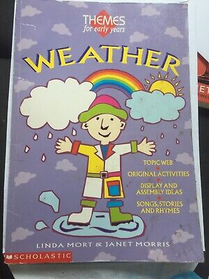 £0.99 • Buy Themes For Early Years: Weather Published By Scholastic. Great Teaching Resource