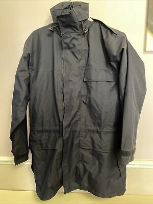 £34.99 • Buy Royal Navy Issue Goretex Smock Wet Weather Size170/90 Jacket With Liner