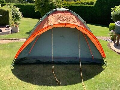 £12 • Buy Outbound Sierra 1 2 Man Tent Single Skin Festival Play Tent
