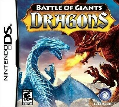 £6.11 • Buy Battle Of Giants: Dragons - Nintendo DS Game Only