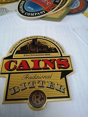 £1.50 • Buy   Beer Pump Clip Cains Brewery (shut )Traditional Bitter Badge (no Clip)