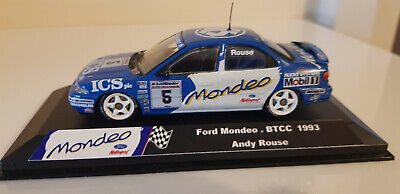 £125 • Buy VERY RARE Code 3 Ford Mondeo  BTCC 1993 Andy Rouse. 1/43 Scale No 5.