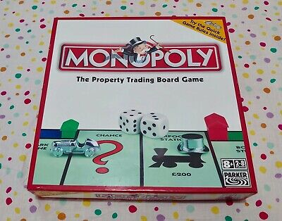 £14.95 • Buy Monopoly  Classic Board Game (2006 Version) Hasbro Complete  Superb Condition