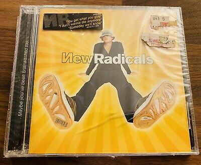 £14.15 • Buy New Radicals - Maybe You've Been Brainwashed Too  (CD, Oct-1998, MCA)