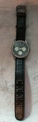 £6 • Buy New Ladies New Look Watch With A Black Strap