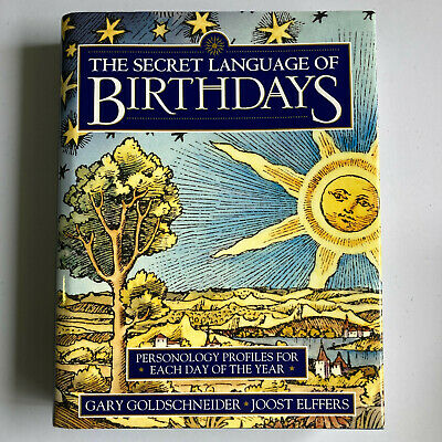 £95.05 • Buy The Secret Language Of Birthdays: Personology Profiles For Each Day Of The Year