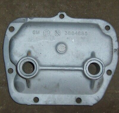 $50.25 • Buy Used MUNCIE 4 SPEED TRANSMISSION SIDE COVER 3884685 M20 M21 M22