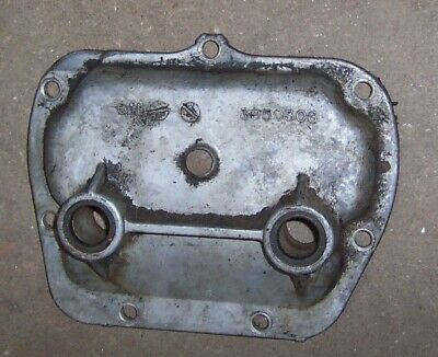 $50.25 • Buy Used MUNCIE 4 SPEED TRANSMISSION SIDE COVER 3950306 M20 M21 M22