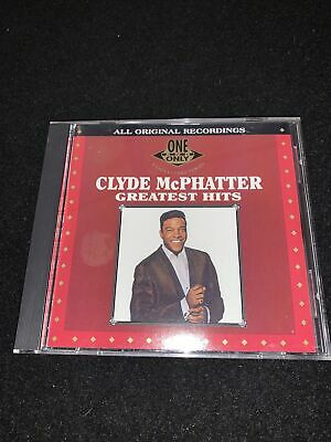 £7.07 • Buy CLYDE MCPHATTER • Greatest Hits ~ The Drifters