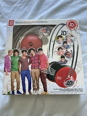 £7 • Buy New One Direction 1D Exclusive Signature Series On-Ear Headphones