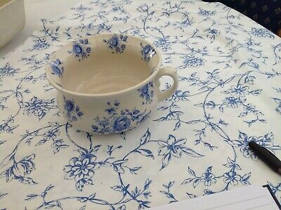 £7 • Buy Blue And White Potty Brand New From Heron Cross Pottery