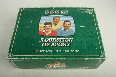 £44.99 • Buy The Games Team A Question Of Sport Board Game