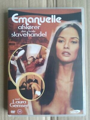 £14.99 • Buy Emanuelle And The White Slave Trade AWE DVD Joe D'Amato Laura Gemser Cult Uncut