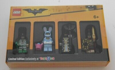 £37.99 • Buy LEGO DC Super Heroes BATMAN Movie Figure Pack BRAND NEW Sealed Toys R Us Exclusi