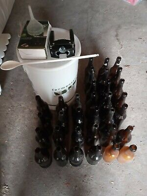 £6 • Buy Home Brewing Equipment Including 30 Empty Bottles