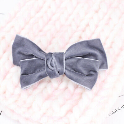 $ CDN6.14 • Buy Butterfly Hairpin Big Bow Knot Clips Princess Girls Barrette Hairclip Gifts