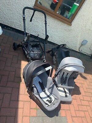 View Details Jane UK Isofix Car Seat With Pushchair And Cot • 120.00£