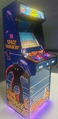 £1450 • Buy Space Invaders Retro Multi-game Arcade Machine - Fully Loaded - 15000+ Games