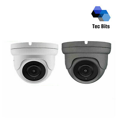 £39.99 • Buy 8MP 4K 5MP Dome Turret CCTV Camera HD TVI 3.6mm Fixed Lens 30m IR IP66 4in1 Base