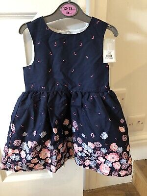 £0.99 • Buy Baby Girl Summer Party Dress 12-18 Months Brand New