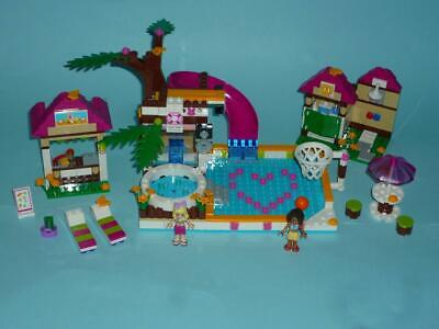 £9.99 • Buy Lego Friends 41008  Heartlake City Pool  With Instructions