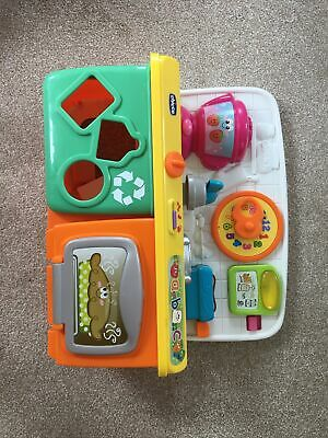 £3.10 • Buy Chicco Toy Kitchen With Sounds, Shape Sorting, Etc.