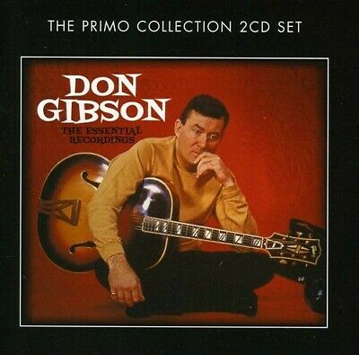 £12.02 • Buy Don Gibson - Essential Recordings New Cd