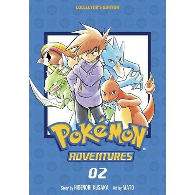 AU27 • Buy Pokemon Adventures Collector's Edition Graphic Novel Vol. 2 - Loot - BRAND NEW
