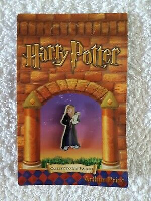$ CDN3.41 • Buy Harry Potter Hermione Granger Pin Badge Arthur Price Now Rare And Retired