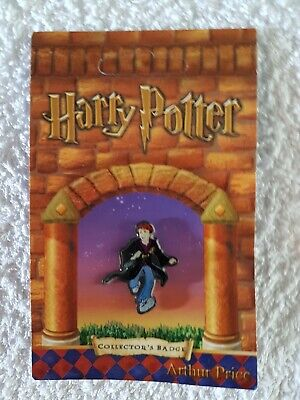 $ CDN3.41 • Buy Harry Potter Ron Weasley Pin Badge Arthur Price Now Rare And Retired
