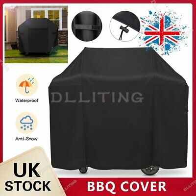 £6.99 • Buy M BBQ Covers Waterproof Cover Barbecue Smoker Grill Protectors Outdoor