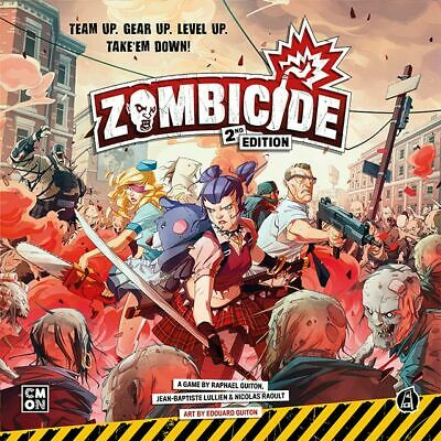 £38 • Buy Multi-listing ZOMBICIDE 2ND EDITION Board Game Kickstarter Exclusive Expansions