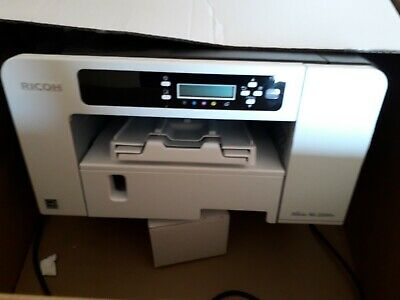 £0.99 • Buy Sublimation / Gel  RICOH SG2100N Printer  And Boxed No Reserve