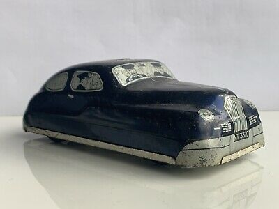 £19.99 • Buy Mettoy Tin Plate Tinplate Police Car MT3320 1950s Friction Drive