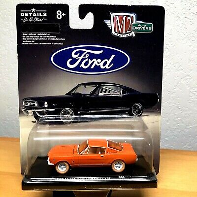 $24 • Buy M2 Chase 1966 Ford Mustang Fastback 2+ 2GT