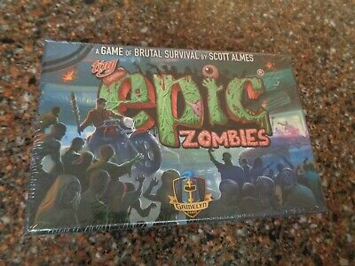 £21.55 • Buy Tiny Epic Zombies Micro Board Game (New, Sealed) Gamelyn Games