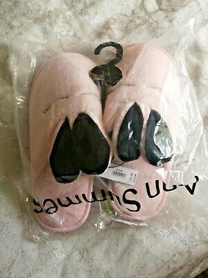 £7 • Buy Ann Summers Bunny Slippers/Mules SIZE 7/8